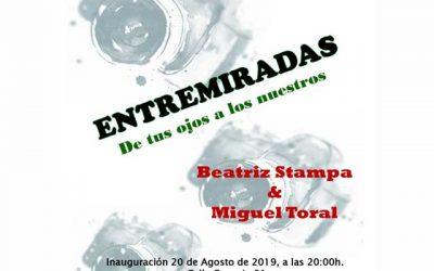 Miguel Toral y Beatriz Stampa