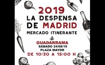 La Despensa de Madrid. Mercado itinirante.