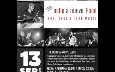 The Ocho a Nueve