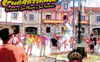 Fiestas de Guadarrama 2019