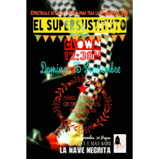 «El Supersustituto»