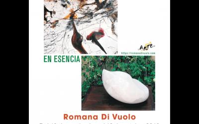 """Romana Di Vuolo: """"En esencia"""""""