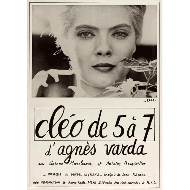 """Cine: """"Cleo de 5 a 7"""""""
