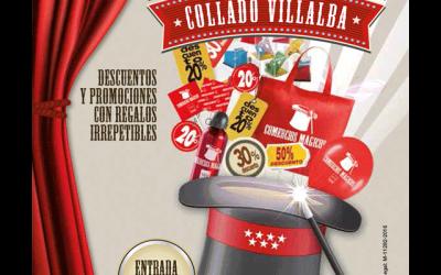 Comercios Mágicos en Collado Villalba.