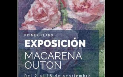 Exposición: Macarena Outon