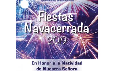 Fiestas de Navacerrada 2019