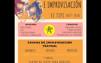 Taller de Teatro e Improvisación