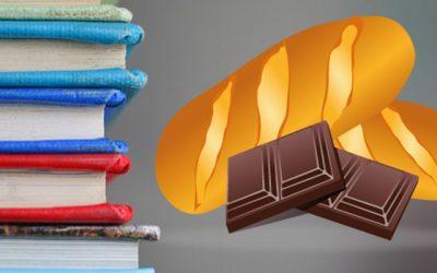 """""""Cuentos con chocolate"""""""