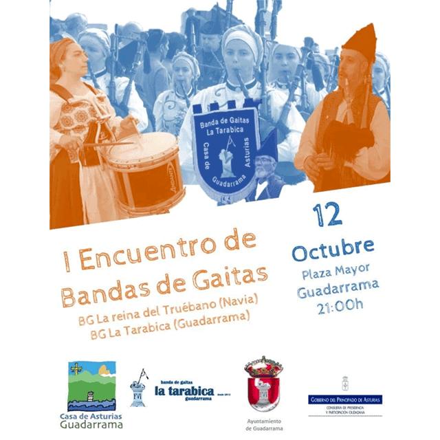 I Encuentro de gaitas asturianas (2019)