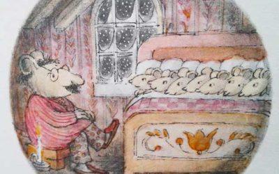 "Viernes de cuento: ""Mouse Tales"""