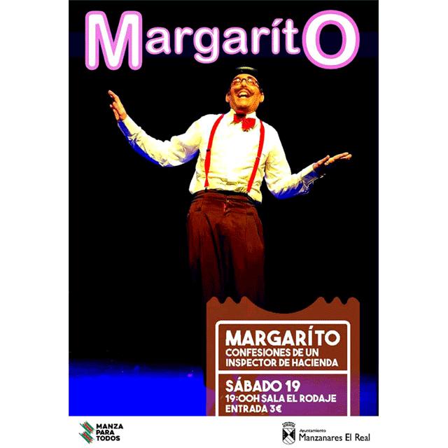 """""""Margarito. Las confesiones de un inspector de Hacienda"""""""