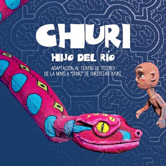 """""""Churi, hijo del río"""""""