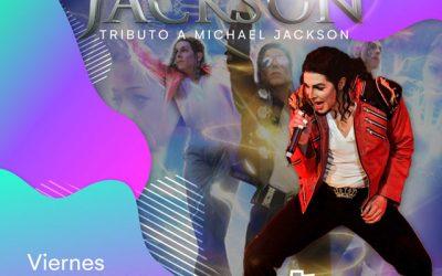 """Forever Jackson"". Tributo a Michael Jackson."