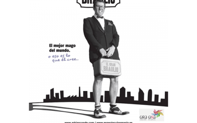 """Adrián Conde: """"El Gran Braulio"""""""