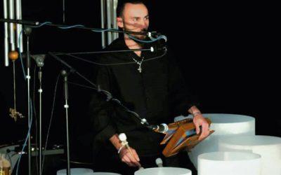 Álvaro Robles: Concierto meditativo