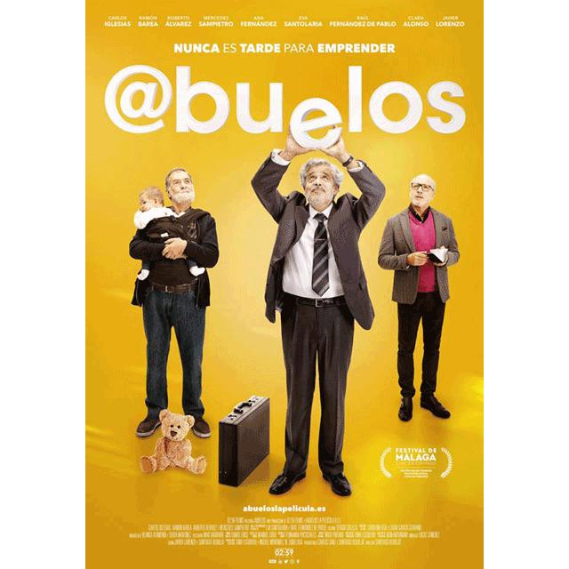 "Cine: ""Abuelos"""