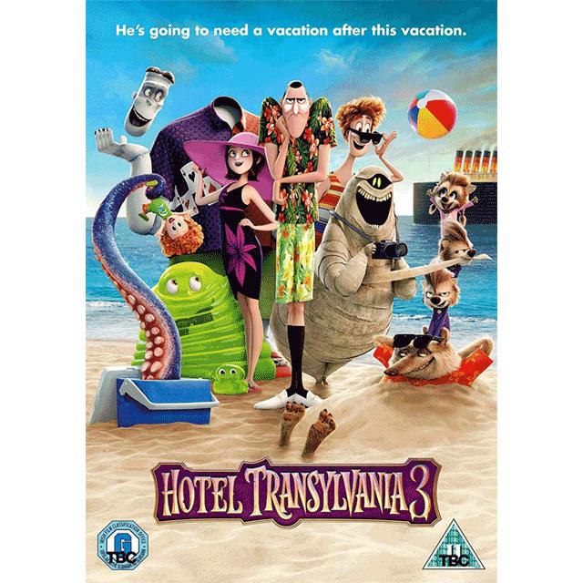 "Cine de verano: ""Hotel Transylvania 3"""