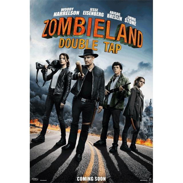 """Cine: """"Zombieland, mata y remata"""""""