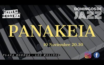 Domingos de Jazz: Paneka