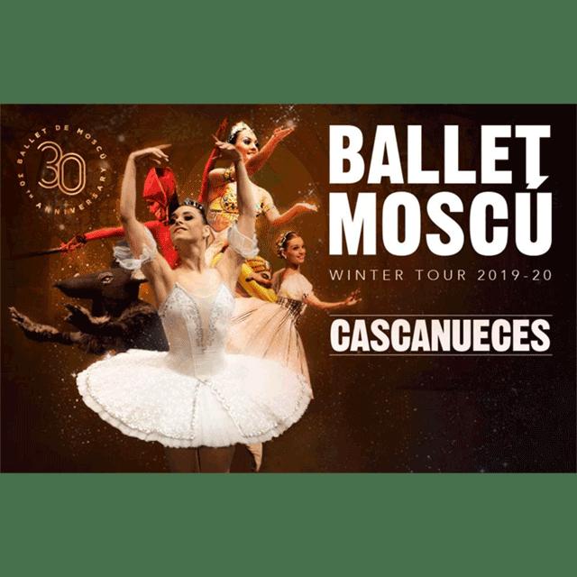 """Ballet de Moscú: """"El Cascanueces"""""""