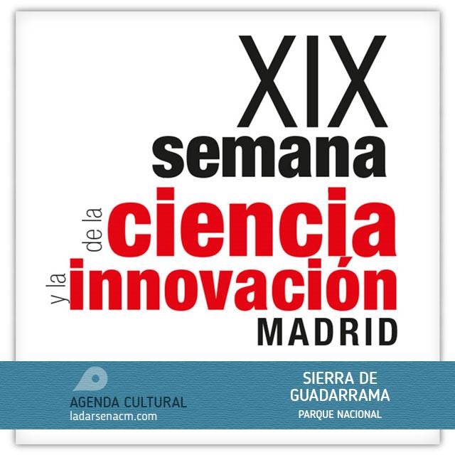 XIX Semana de la Ciencia y la Innovación en el Parque Nacional.