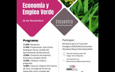 Foro Economía y Empleo Verde
