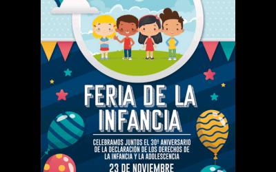 Feria de la Infancia en Manzanares El Real