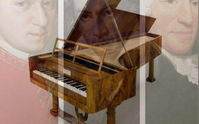 Recital: Haydn, Mozart y Beethoven.