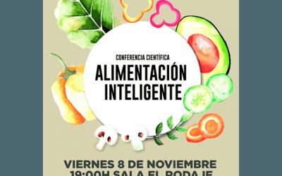 """Conferencia: """"Alimentación inteligente"""""""
