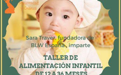 Taller: Alimentación infantil de 12 a 36 meses.