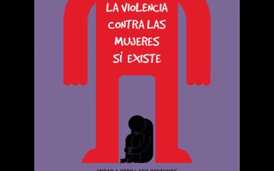 25N Día Internacional para la Eliminación de la Violencia contra las mujeres (THAM).