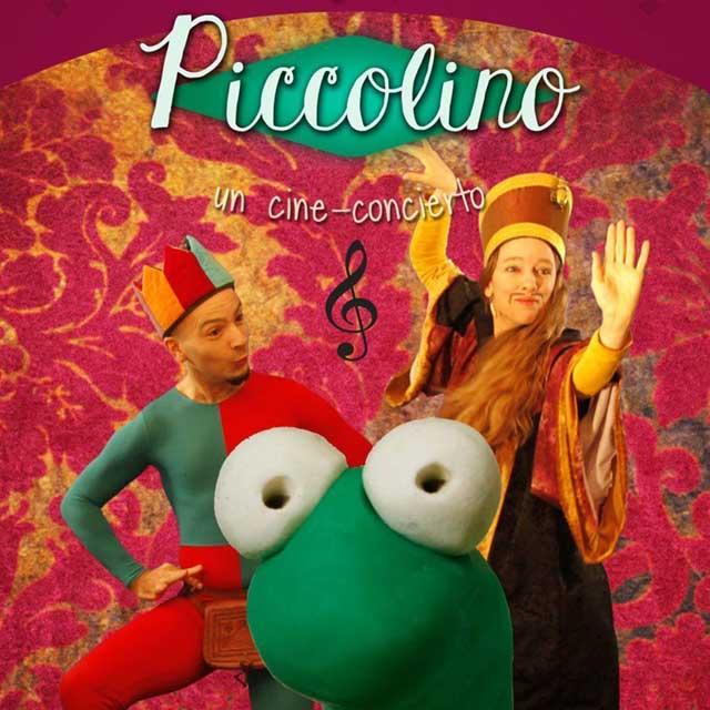 """""""Piccolino, un cine-concierto"""""""