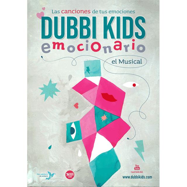"""Dubbi Kids: """"Emocionario"""""""
