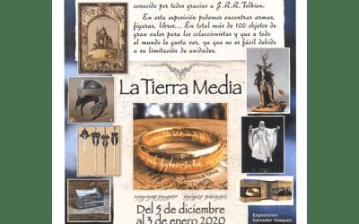 """Exposición: """"La Tierra Media"""""""