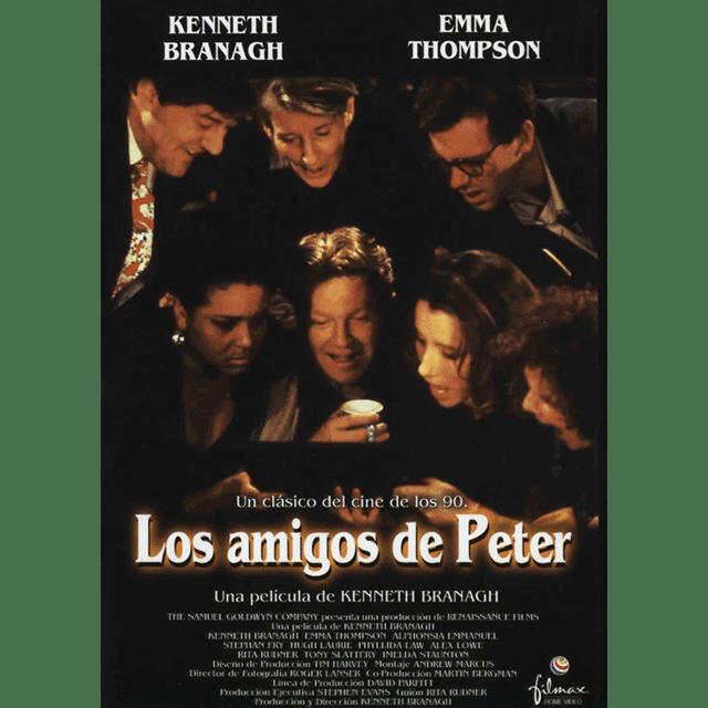 """Cine: """"Los amigos de Peter"""""""