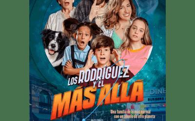 """Cine de verano: """"Los Rodríguez y el más allá"""""""
