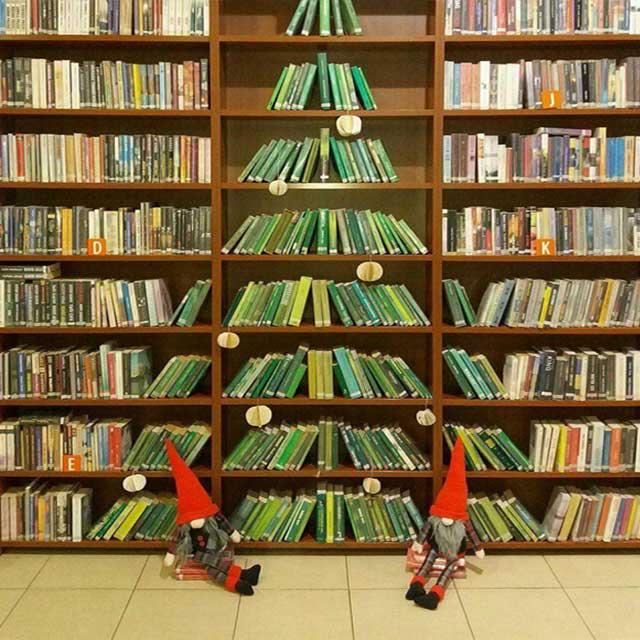 """VII Concurso de microrelatos: """"Navidad de libro"""""""