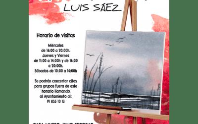 """Luis Sáez: """"Acuarelas"""""""