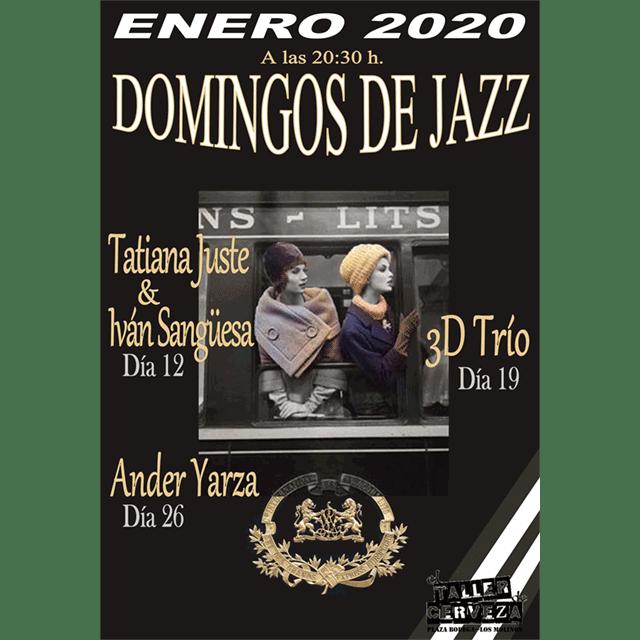 Domingos de Jazz en Los Molinos