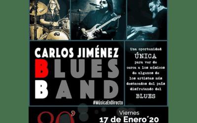 Carlos Jiménez Blues Band