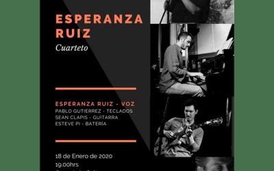 Esperanza Ruiz Cuarteto