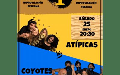 Improvisación Teatral: Atípicas vs Coyotes