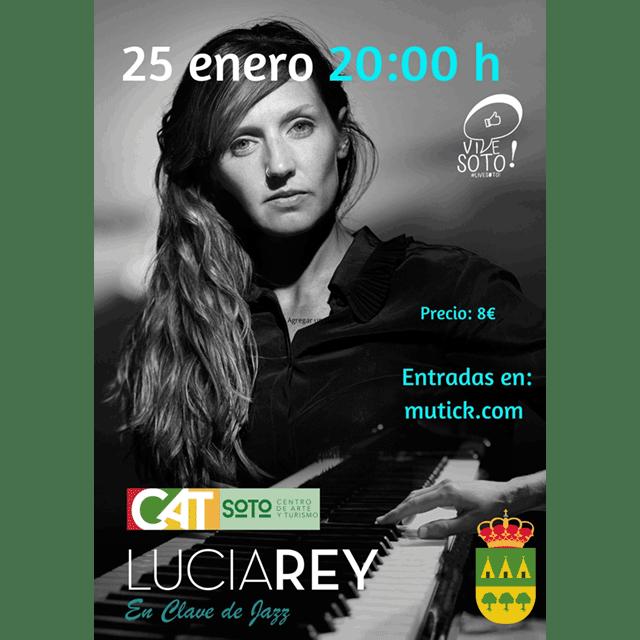 Lucía Rey: En clave de Jazz.