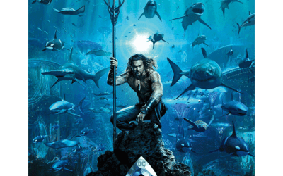 "Autocine de verano: ""Aquaman"""