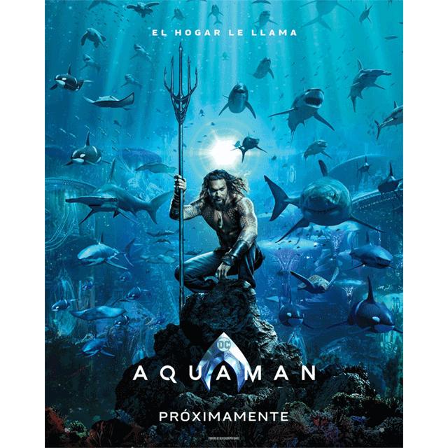 "Cine de verano: ""Aquaman"""