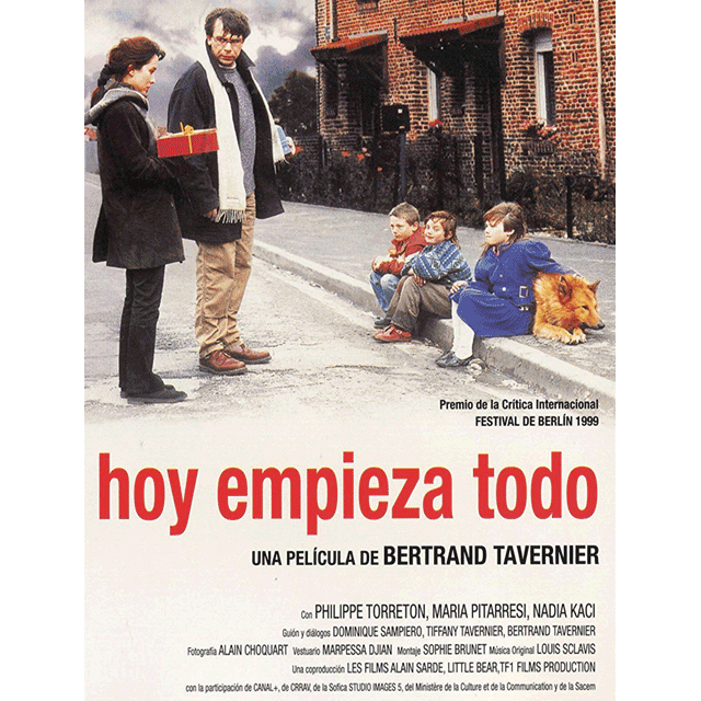 """Cine: """"Hoy empieza todo"""" - la darsena"""
