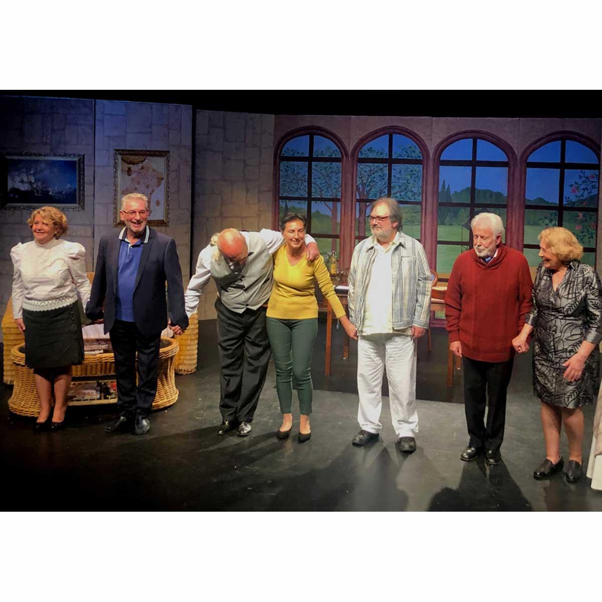Grupo de Teatro Chozas de la Sierra