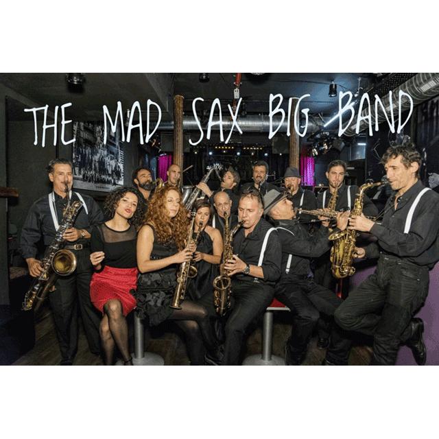 The Mad Sax Big Band