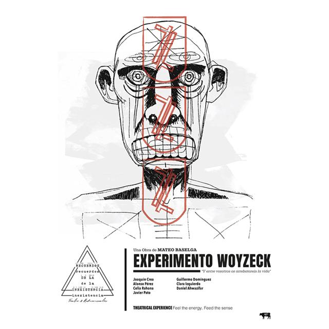 """""""Experimento Woyzeck"""" de Mateo Baselga."""