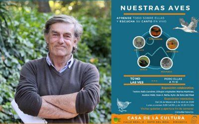 """Presentación de la exposición """"Nuestras Aves"""""""